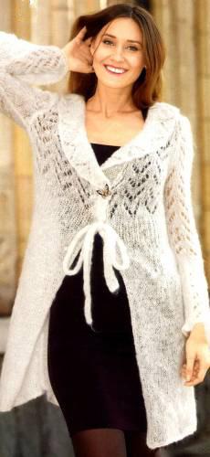 Вязание спицами, Одежда для женщин.