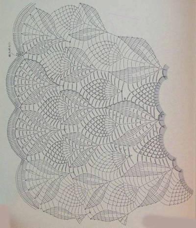 трикотажные тапочки крючком со схемами и описанием
