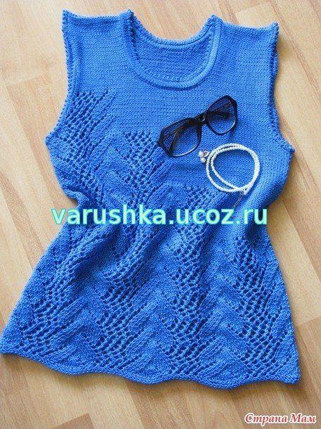 вязание модели для женщин схемы вязания крючок и спицы